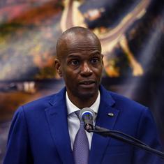 Haiti President Jovenel Moise assassinated in attack on his residence
