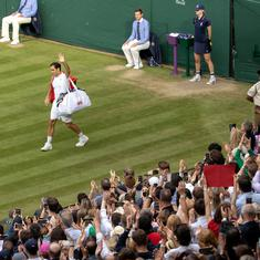 Roger Federer and a Wimbledon bagel: Nobody said it would be easy