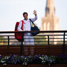 Tennis: Roger Federer's joyous highs and heartbreaking lows at Wimbledon
