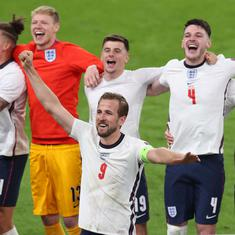 Euro 2020: Strong mentality, refereeing blunder, Southgate's selections – how England beat Denmark