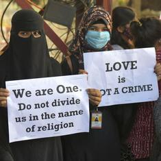 Harsh Mander:  The 'love jihad' bogey in Kashmir is another attempt to deny women freedom of choice