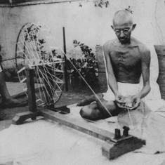Why Gandhi's use of oxygen as a metaphor during the freedom struggle has resonance for India today