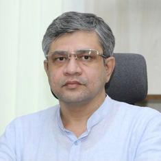 Parliament: TMC MPs tear papers as IT minister reads statement on Pegasus surveillance