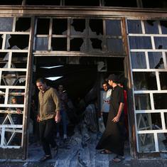 Iraq: Fire in Covid-19 hospital ward leaves at least 64 dead in Nasiriyah
