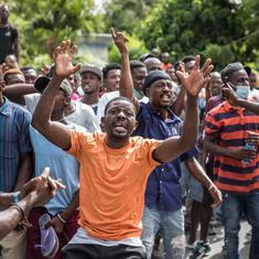 As Haiti runs into chaos after its president's execution, it needs international help more than ever