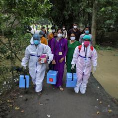Coronavirus: India reports 38,949 cases in last 24 hours; Modi to speak to CMs of six states