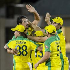 West Indies vs Australia: Stand-in captain Carey, pacers help visitors win rain-hit first ODI