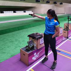 Tokyo 2020: Manu Bhaker is used to such pressure and expectations, says coach Ronak Pandit