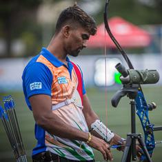 Tokyo 2020, archery: India choose to partner Deepika Kumari with Pravin Jadhav in mixed team event