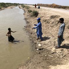 In Pakistan's remote villages, accessing safe drinking water is a serious challenge