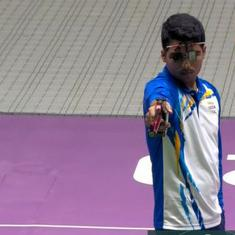 Tokyo 2020, shooting: India's Saurabh Chaudhary finishes seventh in men's 10m air pistol final
