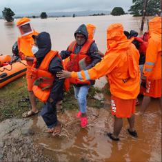 Maharashtra rain: Toll rises to 164 as rescue efforts continue, Raigad reports most deaths
