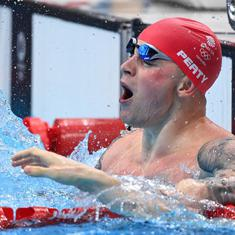 Tokyo 2020, swimming: Adam Peaty makes British history by defending Olympic swimming crown