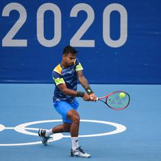 Tokyo 2020, tennis: Sumit Nagal loses to Daniil Medvedev in second round, India's campaign ends