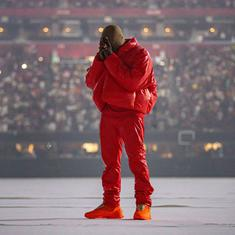 Watch: Kanye West holds sold-out listening event for new album 'Donda' where he mostly stands still