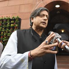 Pegasus: Shashi Tharoor seeks SC judge-monitored probe into surveillance allegations