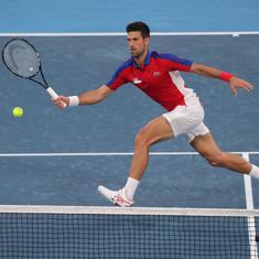 Tokyo 2020, tennis: Novak Djokovic, Naomi Osaka cruise into round of 16 as women's seeds tumble