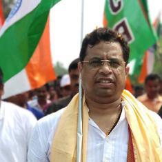 Bengal: BJP MP apologises for criticising senior party leaders Suvendu Adhikari, Dilip Ghosh
