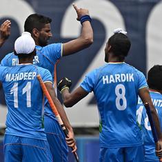 Tokyo 2020, men's hockey: Rupinder Pal Singh nets brace as India bounce back to beat Spain