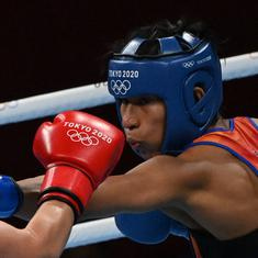 Tokyo 2020, boxing: India's Lovlina Borgohain through to 69kg quarter-finals on Olympics debut