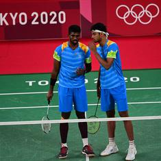 Tokyo 2020, badminton: Unfortunate to go out, but learnt a lot from the Olympics, say Satwik-Chirag