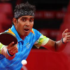 Tokyo 2020, table tennis: Sharath Kamal on why Ma Long match was one of his best and future plans