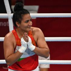 Tokyo 2020, boxing: India's Pooja Rani reaches quarters in middlweight category with dominant win