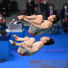 Tokyo 2020, diving: The training that makes China the most dominant team
