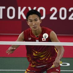 Tokyo 2020, badminton: Japan's world No 1 Kento Momota knocked out in group stages