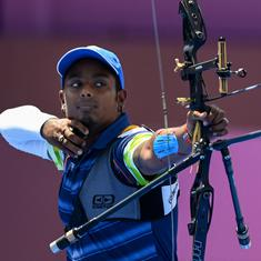 Tokyo 2020, archery: Atanu Das knocks out Korean third seed in thrilling shoot-off