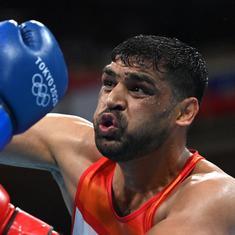 Tokyo 2020, boxing: India's Satish Kumar through to heavyweight quarter-finals on debut Olympics