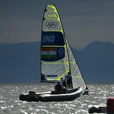 Tokyo 2020, sailing: India's KC Ganapathy and Varun Thakkar placed 17th in men's skiff 49er