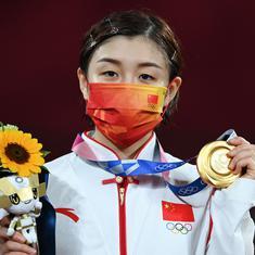 Tokyo 2020, table tennis: China's Chen Meng beats compatriot Sun Yingsha to win women's singles gold