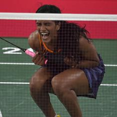 'National treasure', 'show of mental toughness': Reactions to PV Sindhu's quarters win at Tokyo 2020