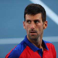 Tokyo 2020, tennis: Novak Djokovic 'not sure' of being fit for US Open after missing out on bronze