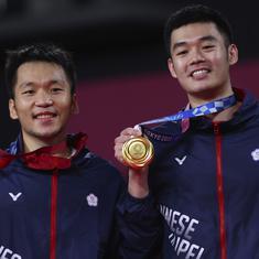 Tokyo 2020, badminton: Taiwan's Lee Yang and Wang Chi-lin win men's doubles title