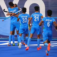 Tokyo 2020 men's hockey: India return to top four at Olympics after 41 years with gritty win over GB