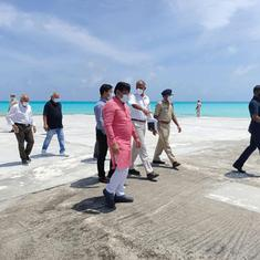 Lakshadweep administration issues tenders for building 370 villas on three islands despite criticism