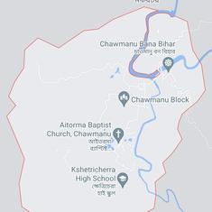 Two BSF jawans killed in ambush by militants in Tripura's Dhalai district