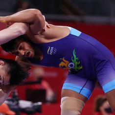 Tokyo 2020, wrestling: Deepak Punia misses bronze medal after last-gasp takedown
