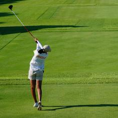 Tokyo 2020, golf: Aditi Ashok tied second after two rounds, remains in medal contention