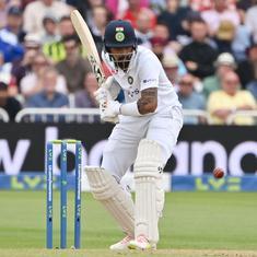 England vs India 2nd Test, Day 1 Live: Kohli perishes for 42 after Rahul scores century