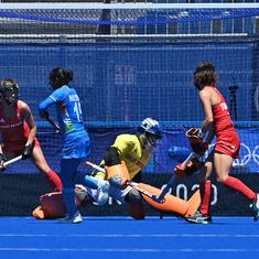 Tokyo 2020, women's hockey: India go down fighting against Great Britain in bronze medal match