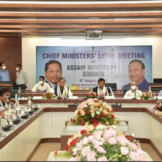 Border conflict: Assam, Meghalaya governments discuss six areas in second round of talks