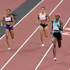 Tokyo 2020, athletics: Felix wins historic 10th medal; Italy, Jamaica extend 100m dominance to relay