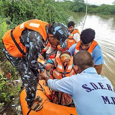 Madhya Pradesh flood: 18 killed, over 50,000 moved to shelters, power and water supply hit