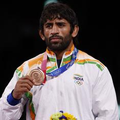 Tokyo 2020, wrestling: Not the result I wanted – Bajrang Punia not satisfied with bronze at Olympics