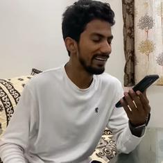 Watch: Comedian Shyam Rangeela mimics PM Modi's 'call' with Olympic gold winner Neeraj Chopra