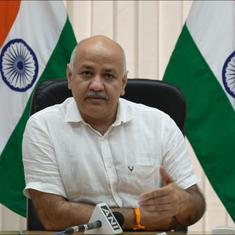Delhi did not receive letter from Centre seeking details on oxygen-related deaths: Manish Sisodia