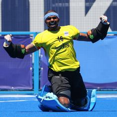 The wall named PR Sreejesh: How a goalkeeper became Indian hockey team's main man at Tokyo Olympics